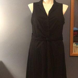 Kasper black dress, size 16